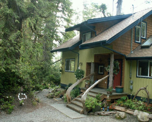 Tofino Holiday Accommodation